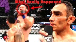 What Really Happened at UFC 238 (Tony Ferguson vs Donald Cerrone)
