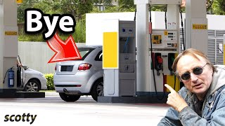 Here's Why You Won't Be Able to Buy Fuel Soon