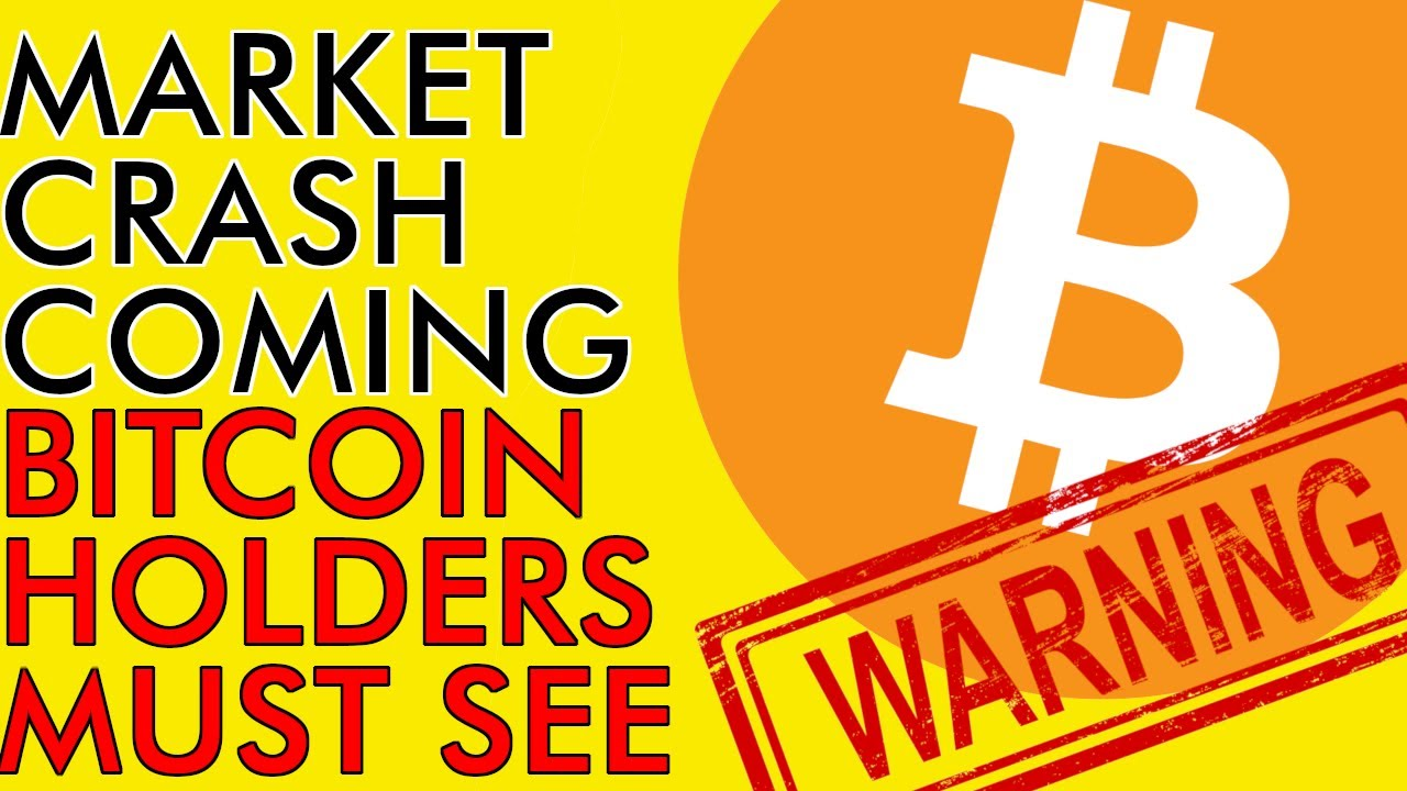 WARNING!!! STOCK MARKET CRASH SIGNAL FLASHED! BITCOIN HOLDERS MUST SEE