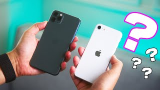 Don't make a MISTAKE - Apple iPhone SE (2020) vs Apple iPhone 11