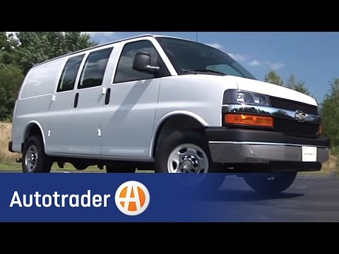 2012 Chevrolet Express - Van | New Car Review | AutoTrader.com