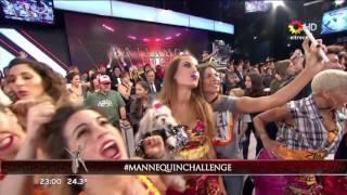 El Mannequin Challenge revolucionó todo ShowMatch