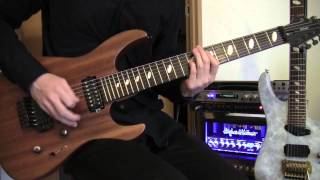 Silverwing Guitar Cover【IE69】Arch Enemy