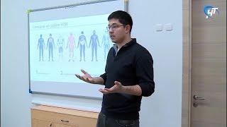 Ученики 36-й школы побывали на интерактивной лекции по нейротехнологии
