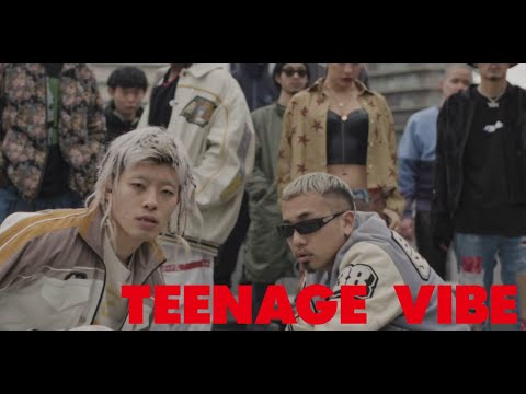kZm - TEENAGE VIBE feat. Tohji