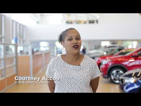 Sales and Leasing Consultant Courtney  Accoo