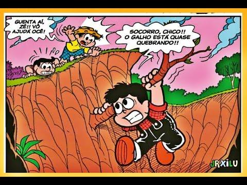 Chico Bento   Contra todas as probabilidades - Quadrinhos Turma da Mônica