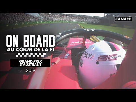 Image: Watch: All on-boards from the Australian Grand Prix