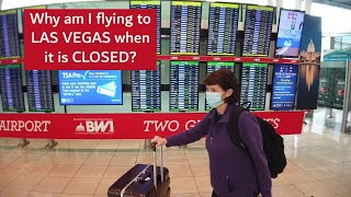 Flying During Coronavirus Vlog | BWI to Las Vegas | Southwest Airlines | Empty Las Vegas Airport