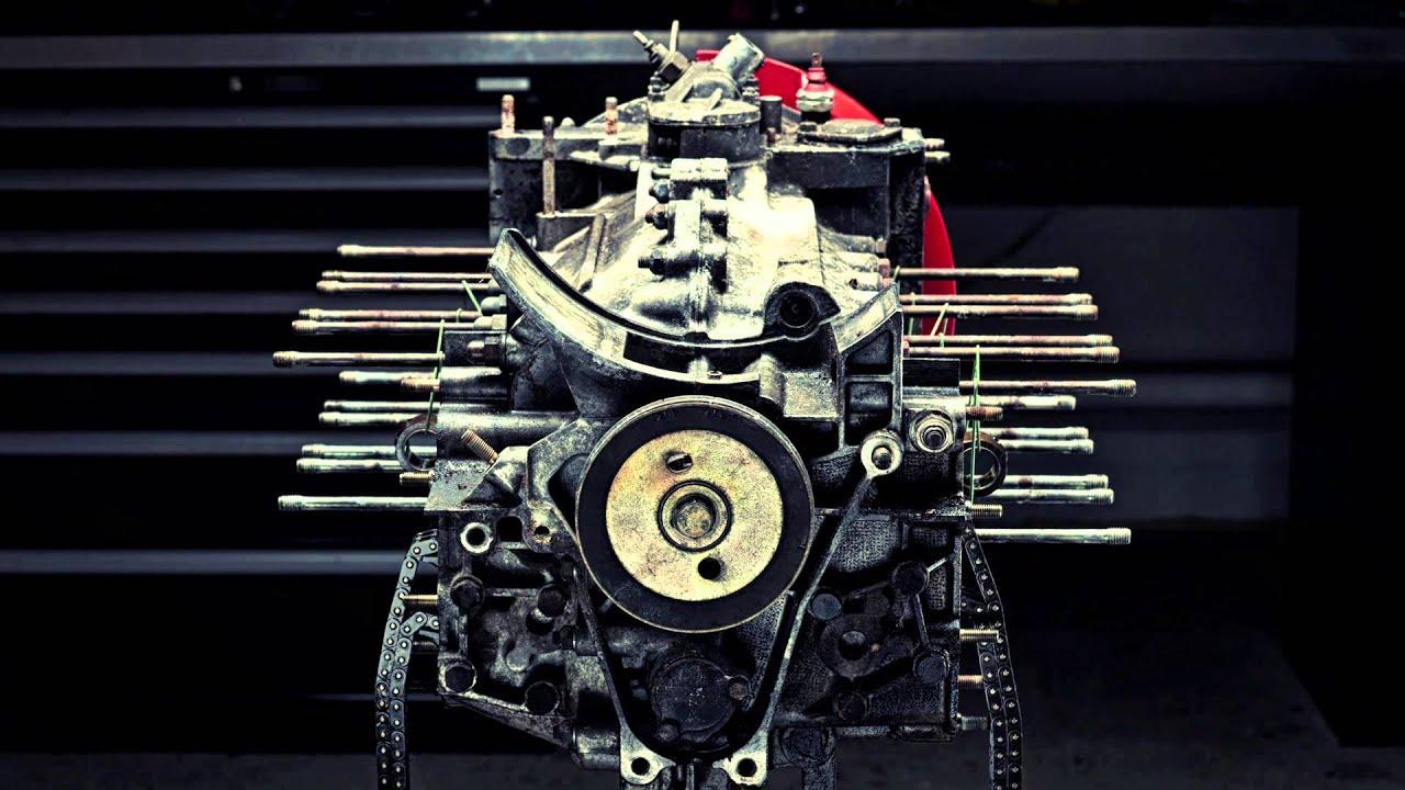 Watch This Stop-Motion Teardown Of A 3.2L Porsche Carrera Engine