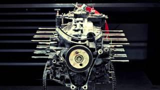 Porsche 911 3.2 Dissection