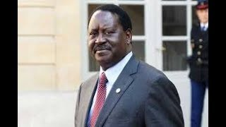 NASA leader, Raila Odinga meets with Coast MCAs