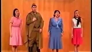 Видео из Военной программы Я. Френкель «Журавли», Иващенко, Васильев «Это любовь»