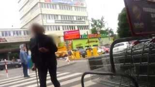 preview picture of video 'Bijatyka kaufland CIESZYN!!'