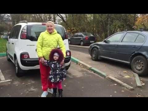 Видео отзыв: Citroen C3 Picasso