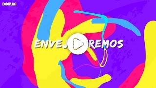 DOMAC - Closer (spanish version) feat. Karla Vásquez | LYRIC VIDEO