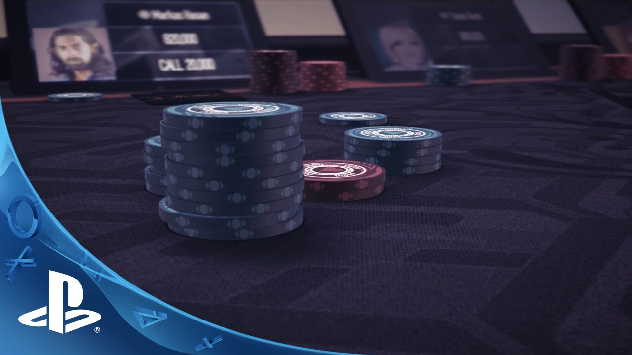 Pure Hold'em Out Today on PS4