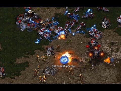 beautifullife (P) v IdrA (T) on Heartbreak Ridge - StarCraft  - Brood War REMASTERED