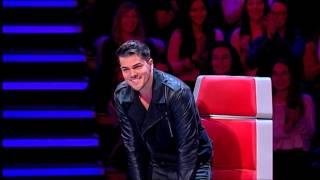 """Constança Gonçalves -""""Canção de Alterne"""" Rui Veloso- The Voice Portugal- Provas Cegas - Season 2"""