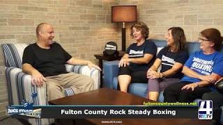 Rock Steady Boxing Interview 9-21-18