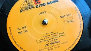 Joni Mitchell - I Don't Know Where I Stand (lp 'Clouds' Reprise Records 1969)