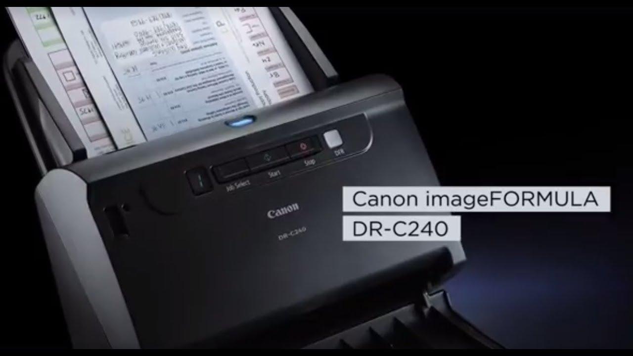 scanner canon a noleggio