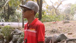 WAG KANG LALAYO OFFICIAL MUSIC VIDEO by Key one.Yhanzy one. Big one (CM THUGZ)