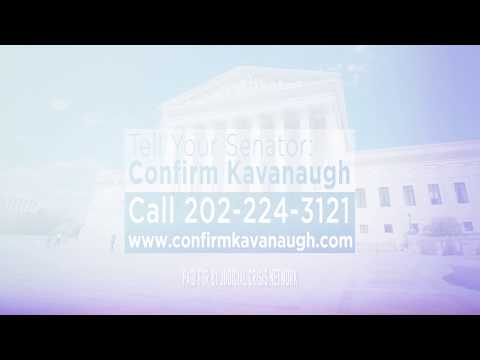 Kavanaugh Should Be Confirmed