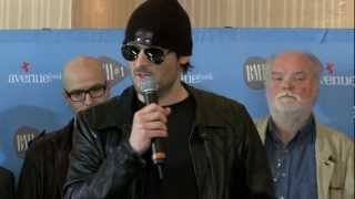 Eric Church - Drink In My Hand - Interview