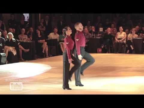 Neil Jones & Ekaterina Sokolova-Jones – SOLDIERS (SAMBA)
