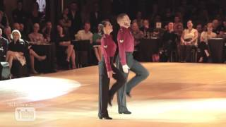 Neil Jones & Ekaterina Sokolova-Jones - SOLDIERS (SAMBA)
