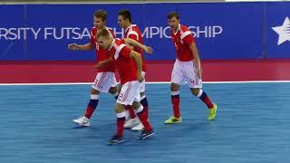 Студенческий ЧМ-2018. Финал. Россия - Казахстан - 4-2