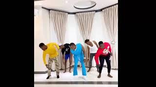 Diamond platinumz - IYO [Feat Focalistic, Mapara A Jazz & Ntosh Gazi] (Dance Video)