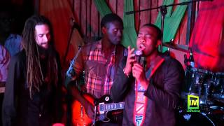 "Jamere Morgan ""Neighbourhood Girl"" live"