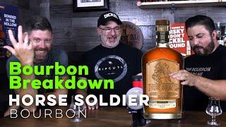 Horse Soldier Bourbon Breakdown - Whiskey TTv // Ep 047