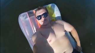 Рыбалка на озере каинкуль
