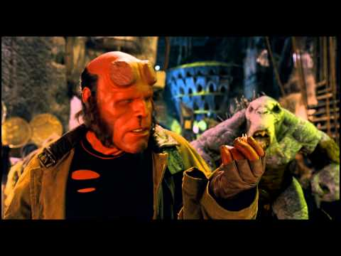Hellboy 2: The Golden Army - Trailer