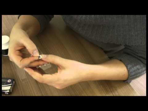Hat gribok der Nägel terbinafinom geheilt