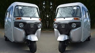 AC Auto rickshaw Modified launching in india || CAR CARE TIPS ||