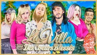 La Villa Des Coeurs Blessés - Le Monde à L'Envers