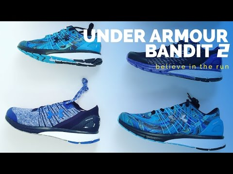 Under Armour Bandit 2 Running Shoe Review