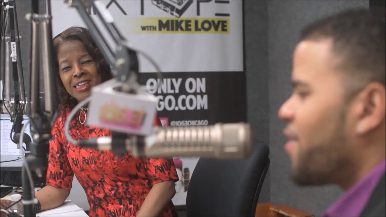 RJ Griffith - 106.3 Chicago's R&B Interview