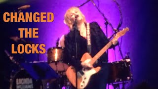 Lucinda Williams - CHANGED THE LOCKS- LSD Tour. A Favorite that Tom Petty Covered