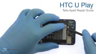 HTC U Play Take Apart Repair Guide - RepairsUniverse