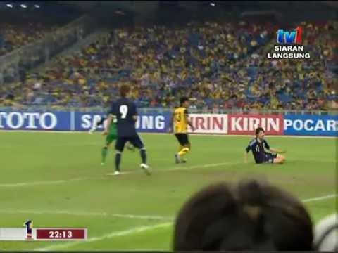 [Kelayakan Olimpik] MALAYSIA 0 - 3 JAPAN