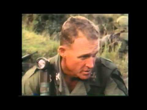How a Warrior Speaks - Hal Moore in Vietnam
