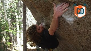 Daniel Woods Talks The Elusive 9A Bouldering Grade | Climbing Daily Ep. 717