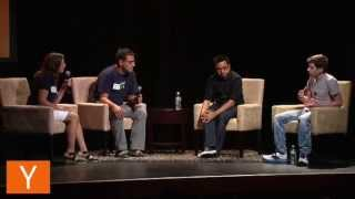Office Hours at Startup School NY 2014