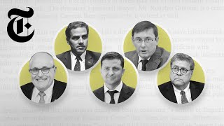 Impeachment, Ukraine and the Whistle-Blower's Complaint: Meet the Key Players | NYT News