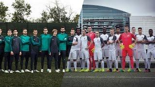 Watch Live: Nike Academy vs K11 Moscow